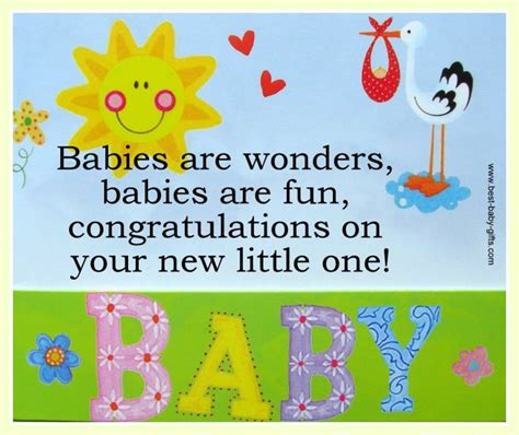 Best Gift Card For New Baby - baby congratulations cards sle sentences for new baby wishes