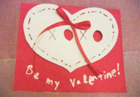 valentines day things s day cards recycled things