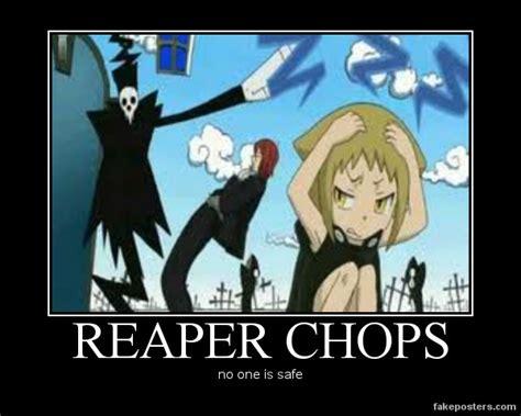 Soul Eater Excalibur Meme - reaper chops by hobabanana on deviantart