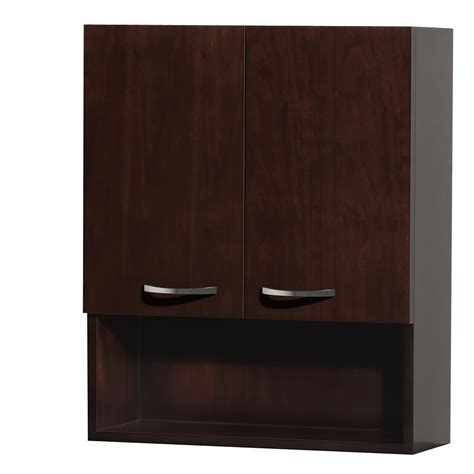24 inch wall cabinet wyndham collection wcsb807es 24 inch bathroom wall cabinet bath bathroom single vanity