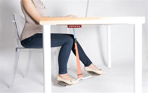 Burn Calories While Sitting At Desk hovr lets you burn calories effortlessly while sitting at