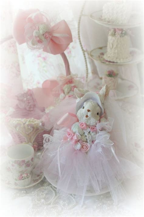 shabby chic easter 1000 images about shabby chic pink easter on shabby chic white bunnies and easter