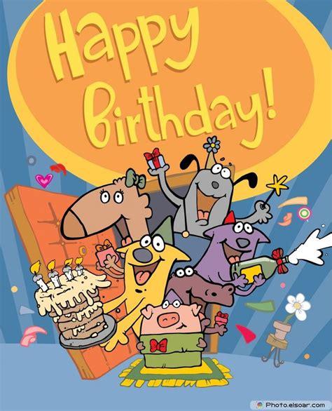 Comic Birthday Cards Free
