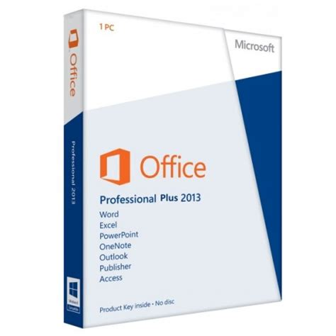 Office Professional Plus 2013 by Microsoft Office Professional Plus 2013 Product Key
