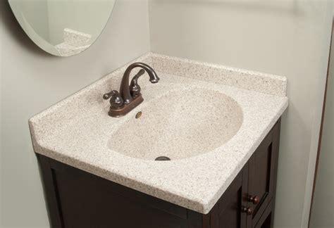 Imperial Bathroom Vanity Tops Imperial Satin Vanity Top Traditional Vanity Tops And Side Splashes Chicago By