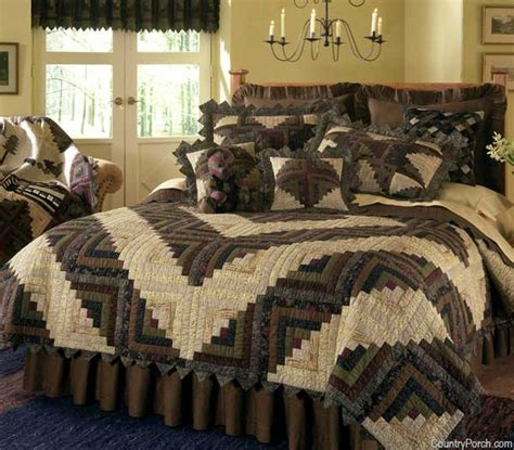 Home Decor Catalogs Online by Barn Raising Log Cabin Quilt Amp Bedding By Donna Sharp