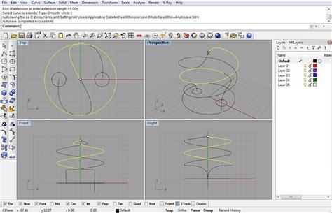 tutorial video rhino modeling light bulb in rhino tutorial rhinoceros 3d help