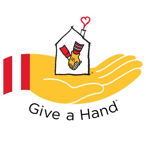ronald mcdonald charity house giveahand may 1 10 at participating upstate and western nc mcdonald s ronald