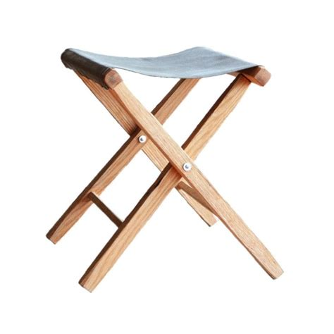 Folding Stool Canvas Folding Stool