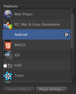 unity android layout adapt your unity game for airconsole on androidtv