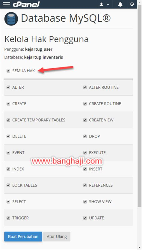 cara membuat view database mysql cara membuat database mysql di cpanel