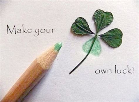 Make Your Luck improve your sales make your own luck