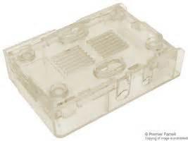 Mc Rp001 Clr Raspberry Pi Clear mc rp001 clr multicomp dev board enclosure raspberry pi transparent abs newark element14 canada