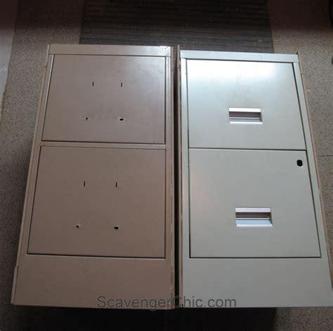 Metal Filing Cabinet Makeover Metal File Cabinets Get A Makeover Home Metals Cabinets And Metal File Cabinets