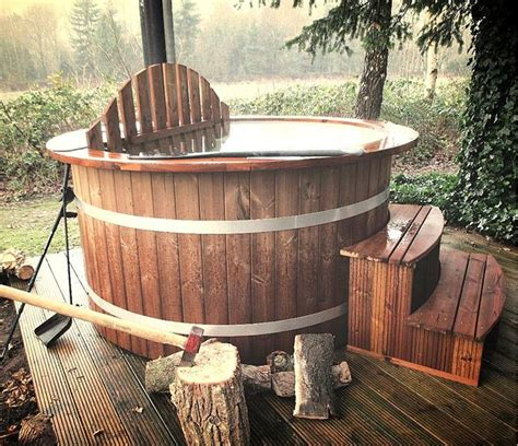 wooden bathtubs australia wood fired hot tub australia wedxtras bathing together