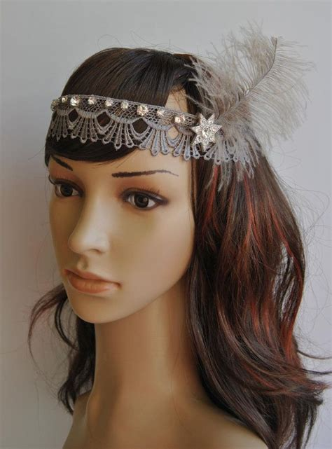 how to make 1920s headpieces the great gatsby headband vintage inspired 1920s flapper