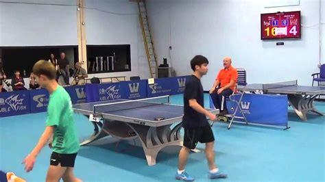westchester table tennis center westchester table tennis center december 2015 open