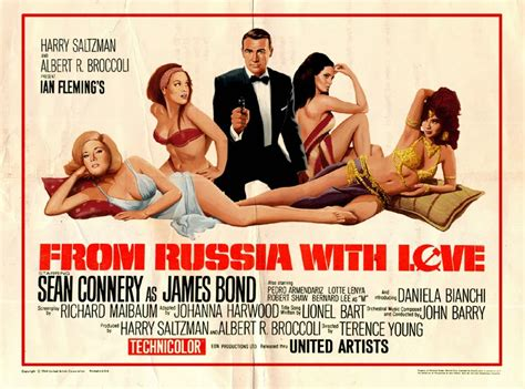 james bond from russia with love illustrated 007 the art of james bond january 2014