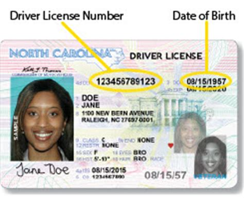 ncdot duplicate driver license id card help