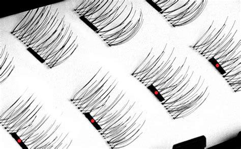 Magnetic Eyelashes False Lashes One Two Lash magnetic lashes technology s gift to eyelashes amalie