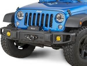 Jeep Wrangler Unlimited Front Bumper Tactik 174 Front Bumper For 07 16 Jeep 174 Wrangler Wrangler