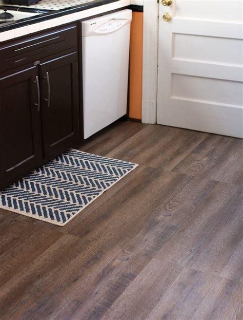 Inexpensive Rustic Wood Kitchen Floors Inexpensive Kitchen Flooring