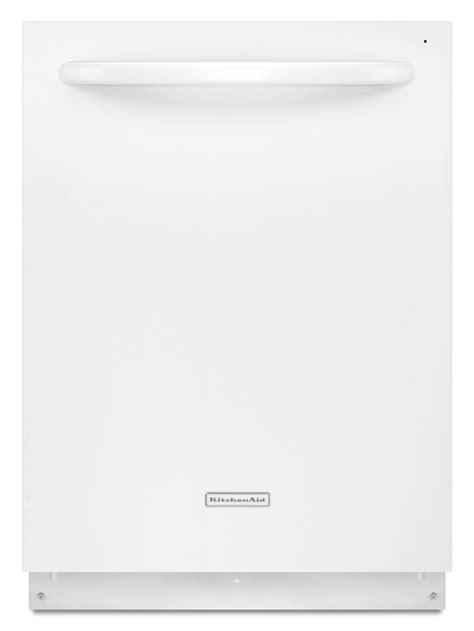 Kitchenaid Kdte404dwh 24 In Built In Dishwasher W