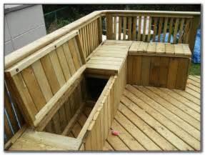 bench railing wooden deck railing bench plans decks home decorating