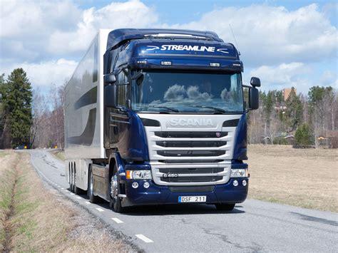scania g450 streamline 4 215 2 tractor highline cab 2013 pr