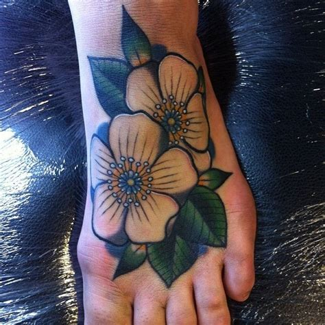 cherokee rose tattoo roses on zoewithey epiccoverup