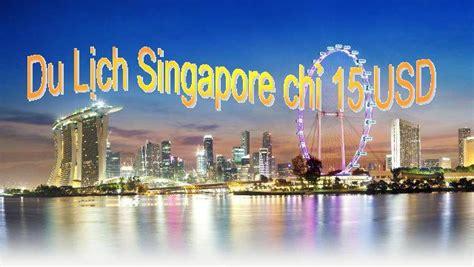 Air Di Singapore v 233 m 225 y bay ä i singapore chá 15usd ä Ại l 253 tiger airways