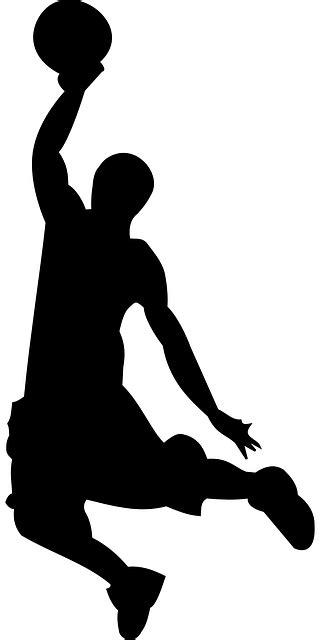 Basketball Player Ball · Free vector graphic on Pixabay