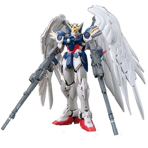 Rg Wing Zero Ew Complete Set 1 144 rg 17 wing gundam zero ew nz gundam store