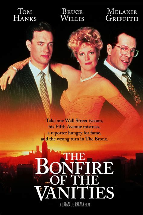 the bonfire of the vanities trailer reviews and