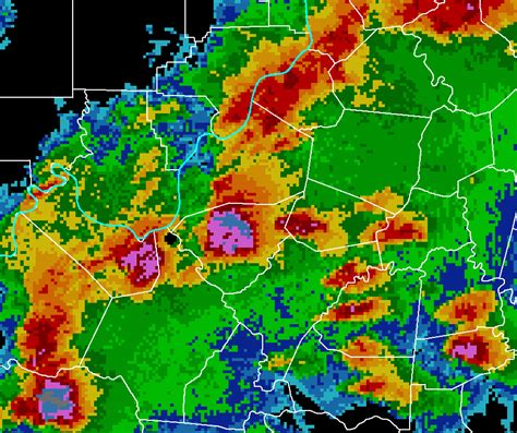 weather radar maps nws louisville doppler radar exle data images