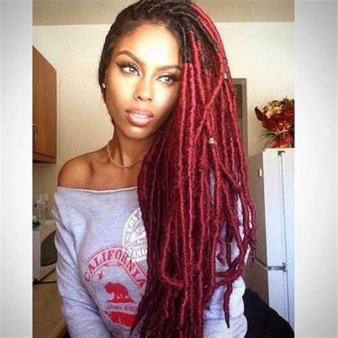 red and black poetic justice braids 57 insanely amazing styles with the poetic justice braid