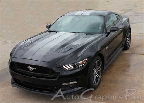 ford mustang stripes 2015 2017 ford mustang quot digital faded rally stripes