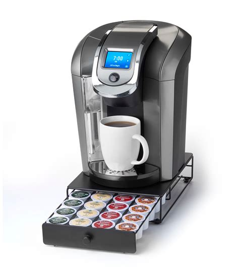 Keurig Coffee Drawer by Keurig Brewed The Brewer Mini K Cup