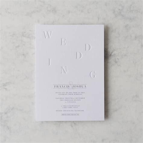 gold embossed wedding invitations uk popular wedding invitation luxury embossed wedding