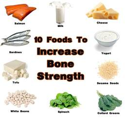 loud 10 foods to increase bone strength
