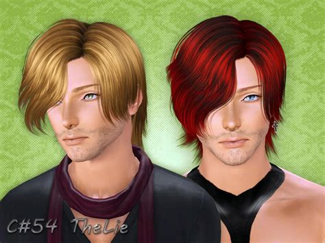 male styles for our sims page 3 the sims forums cazy s thelie hairstyle male