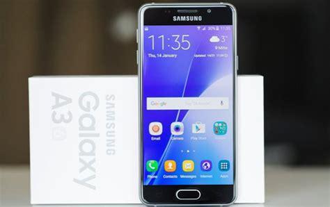 Harga Samsung A3 Lollipop harga samsung galaxy a3 baru dan bekas november 2016