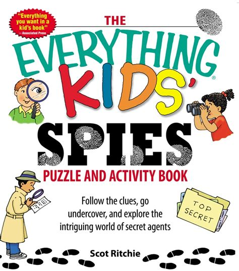 secret activity introduction to puzzles and activities for can