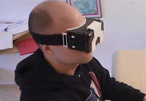 Vr Gestell by Dive 3d Drucker Macht Aus Einem Smartphone Eine Vr Brille