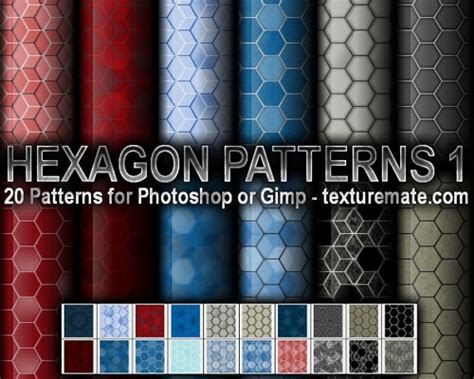 22 hexagon photoshop patterns pat photoshop patterns 70 free photoshop patterns the ultimate collection