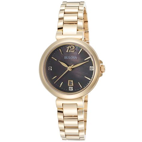 bulova watches womens gallery of pearl