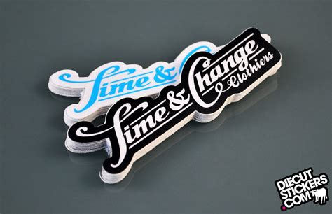 Stiker Sticker die cut stickers and decals cut out logos and graphics sprinter singapore