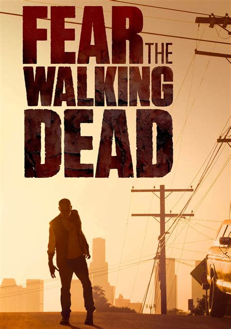 Poster Serial Tv The Walking Dead Cast 2 40x60cm fear the walking dead tv fanart fanart tv