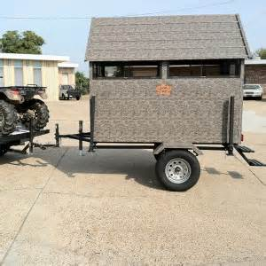 Portable Deer Hunting Blinds Extreme Guide Series Trailer