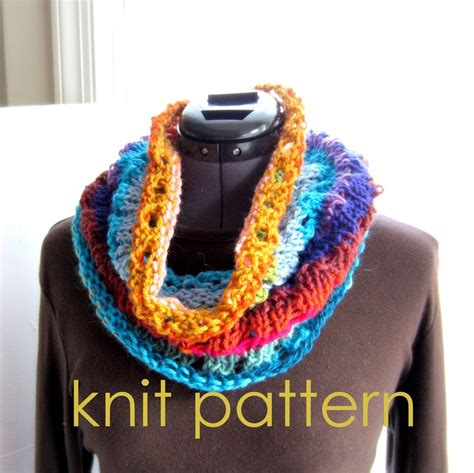knitting pattern round scarf 17 best images about knitting on pinterest free pattern